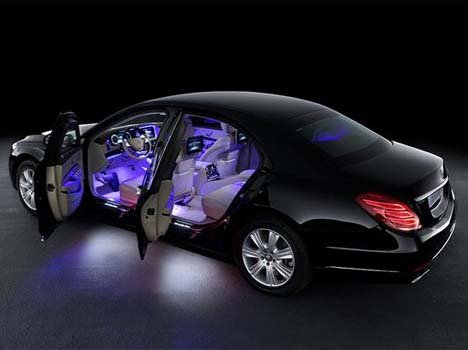 Mercedes-Benz Launches S 600 Guard in India; Prices Start at Rs. 8.9 Crore
