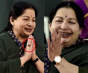 jayalalitha took charge of tamil nadu chief minister