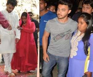 salman khan sister reception at mandi.