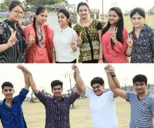 in pictures, cbsr toppers from jammu
