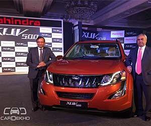 Mahindra XUV 500 facelift launched At Rs 11.21 Lacs