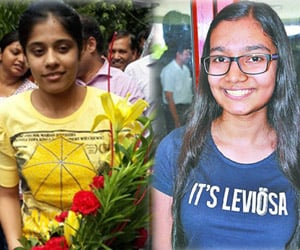 top three students of india in CBSE exams