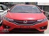2015 Honda Jazz Spotted at Dealership