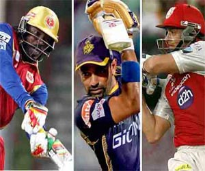 who hits more sixes in which ipl?