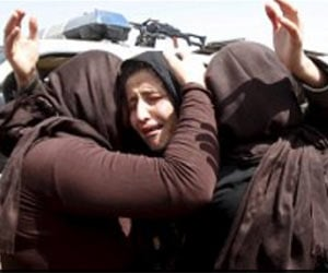 ISIS burn woman alive on refusing to extreme sex act