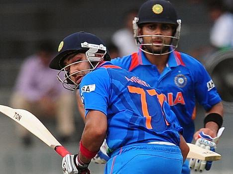 Rohit Sharma's recently success gives India an alternative to Kohli