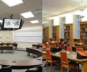 popular universities calssrooms in world