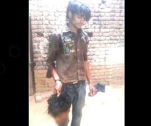 Murder in Mathura.