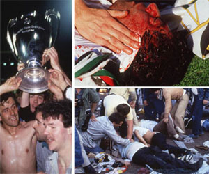 Heysel Stadium disaster completed 30 years