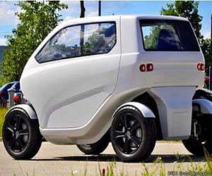 EO Smart Connecting Car: Auto shifting car