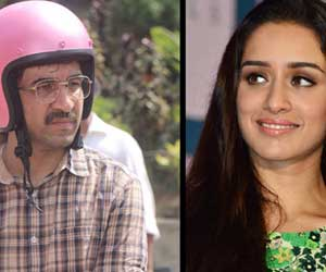 Shraddha Kapoor introduces brother Siddhanth's first look
