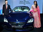 BMW launches new '6 Series Gran Coupe' priced up to Rs 1.21