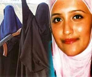 IS women terrorist pictures