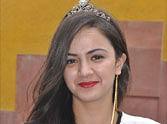 miss north india princess rashalika sabharwal got special gift