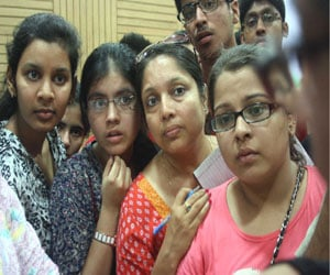 Now on air : Answers to queries of DU admission seekers