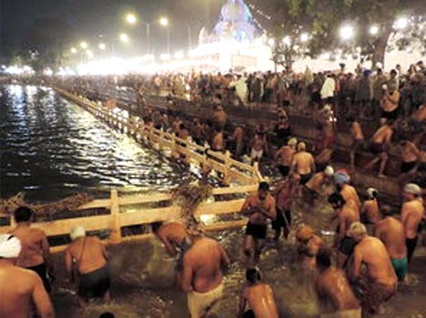 places in india to attain salvation