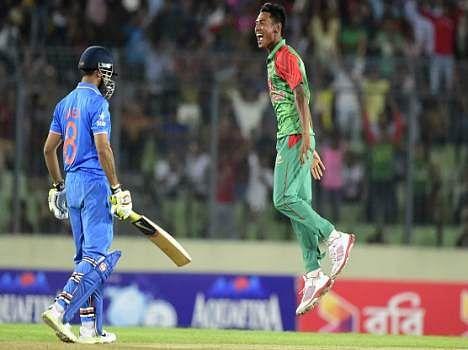 भारत को हरा बांग्लादेश ने जीती सीरीज