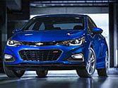 2016 Chevrolet Cruze Revealed