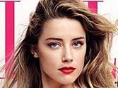 ELLE July 2015 Cover Amber Heard