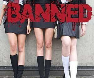 keral to kolkatta: Bans Short Skirts, Message On T-Shirts