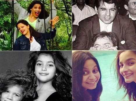 Top 10 celebrity Instagram photos of the week