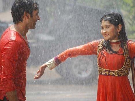 Ten romantic scene in tv serials