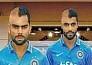 बांग्लादेश में फिर गंदा मजाक, टीम इंडिया को दिखाया 'आधा टकला'
