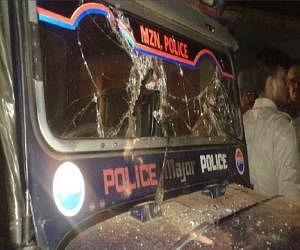 Man dead after firing creats tension in Muzaffarnagar.