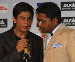 Shah Rukh Khan: I never met Lalit Modi in London