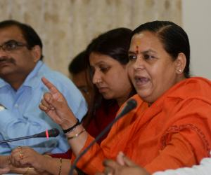 व्यापम घोटाला: उमा भारती ने इशारों में उठाई CBI जांच की मांग