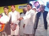 Amar ujala honours up board toppers