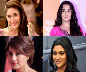 actresses romancing younger heroes
