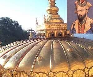 history of jwala ji temple, kangra.
