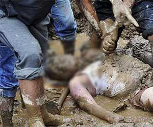 दार्जिलिंग में कुदरत का कहर, बेमौत मारे गए 22 लोग