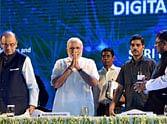 PM Modi launched Digital India Campaign.