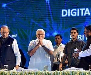 'डिजिटल इंडिया' वीक से मोदी ने दिखाया नए भारत का सपना