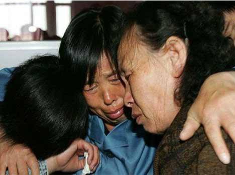 womem numbers increase in china jail