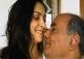 digvijay singh pic with his girl friend amrita rao in an english newspaper