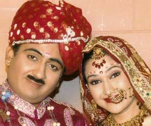 dayaben of tarak mehta getting married