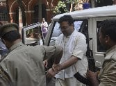 anant vikram arrested in bhoopati bhawan matter