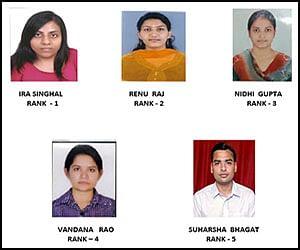 तस्वीरें: इन बेटियों को सलाम, UPSC में लहरा दिया परचम