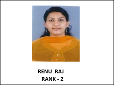 four girls in top 5 upsc student