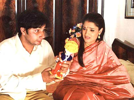 heroines who had mad husbands in serials
