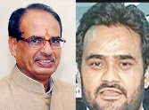 controversy on reporter akshay's death, shivraj gave statement