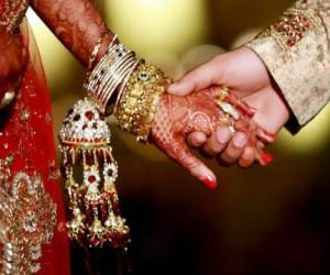 bride has came from pakistan become soon indian