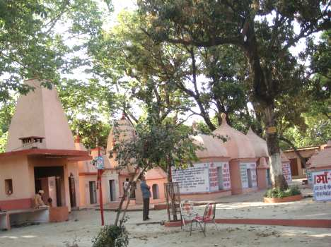 shiv badi temple at una.