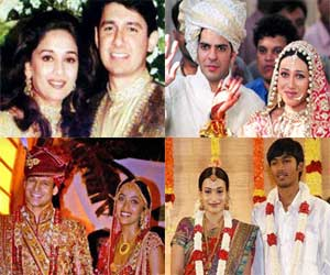 arrange marriages in bollywood
