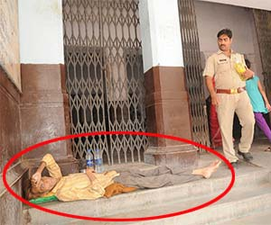 carelessness with the patient in medical college
