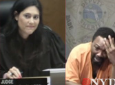 Watch The Emotional Moment A Judge Recognizes The Accused As A Former Classmate