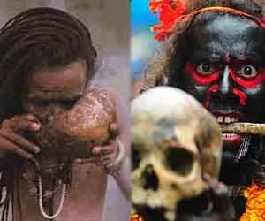 mystery of kapalik sadhu